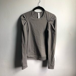 lululemon Lab City Pullover size 4
